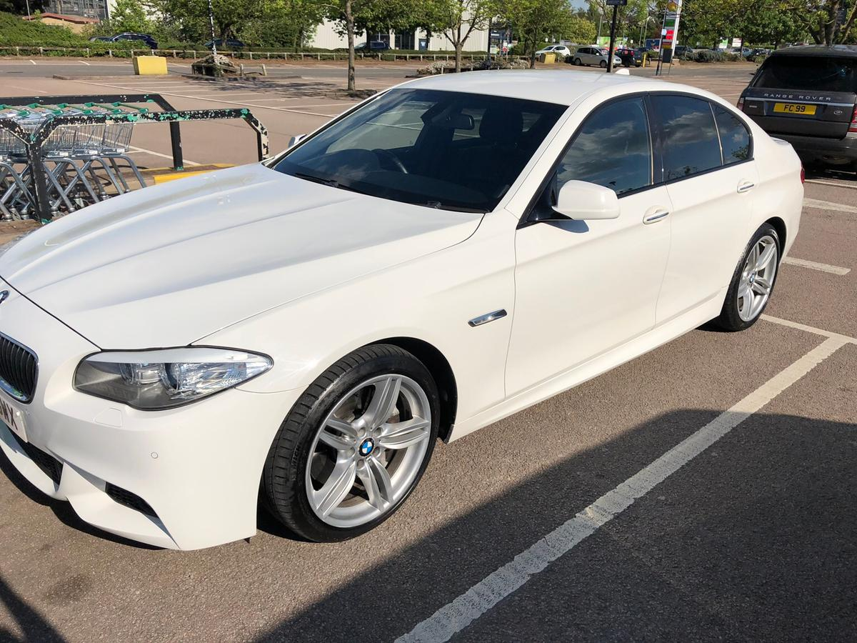BMW F10 530d Msport Plus in NN9 Wellingborough for