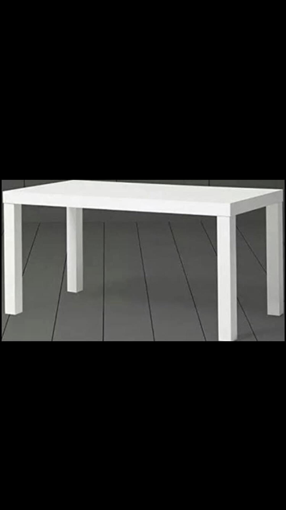 Brand New White Coffee Table