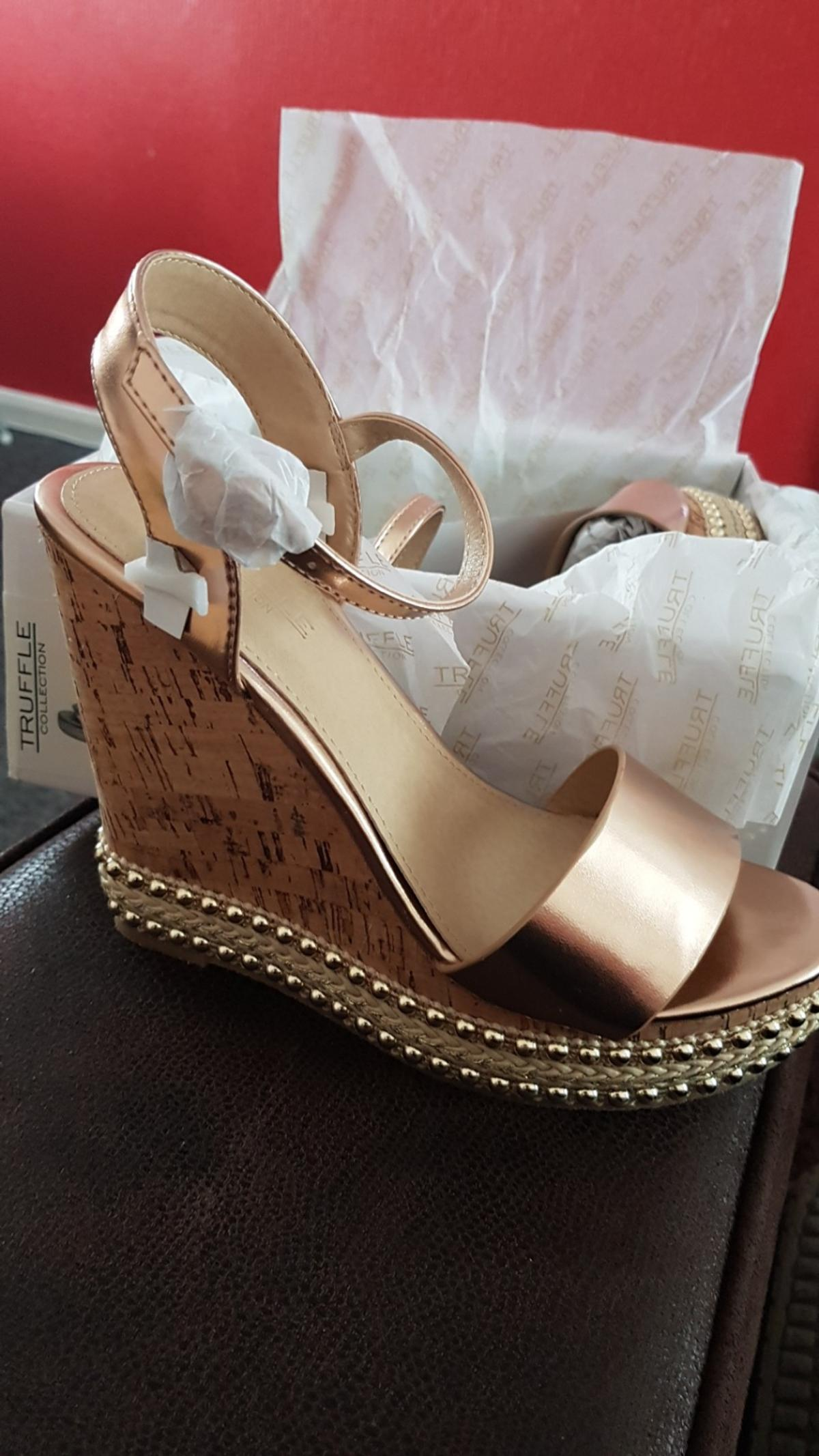 exclusive range coupon codes many styles Rose Gold wedges in CH65 Port for £15.00 for sale   Shpock