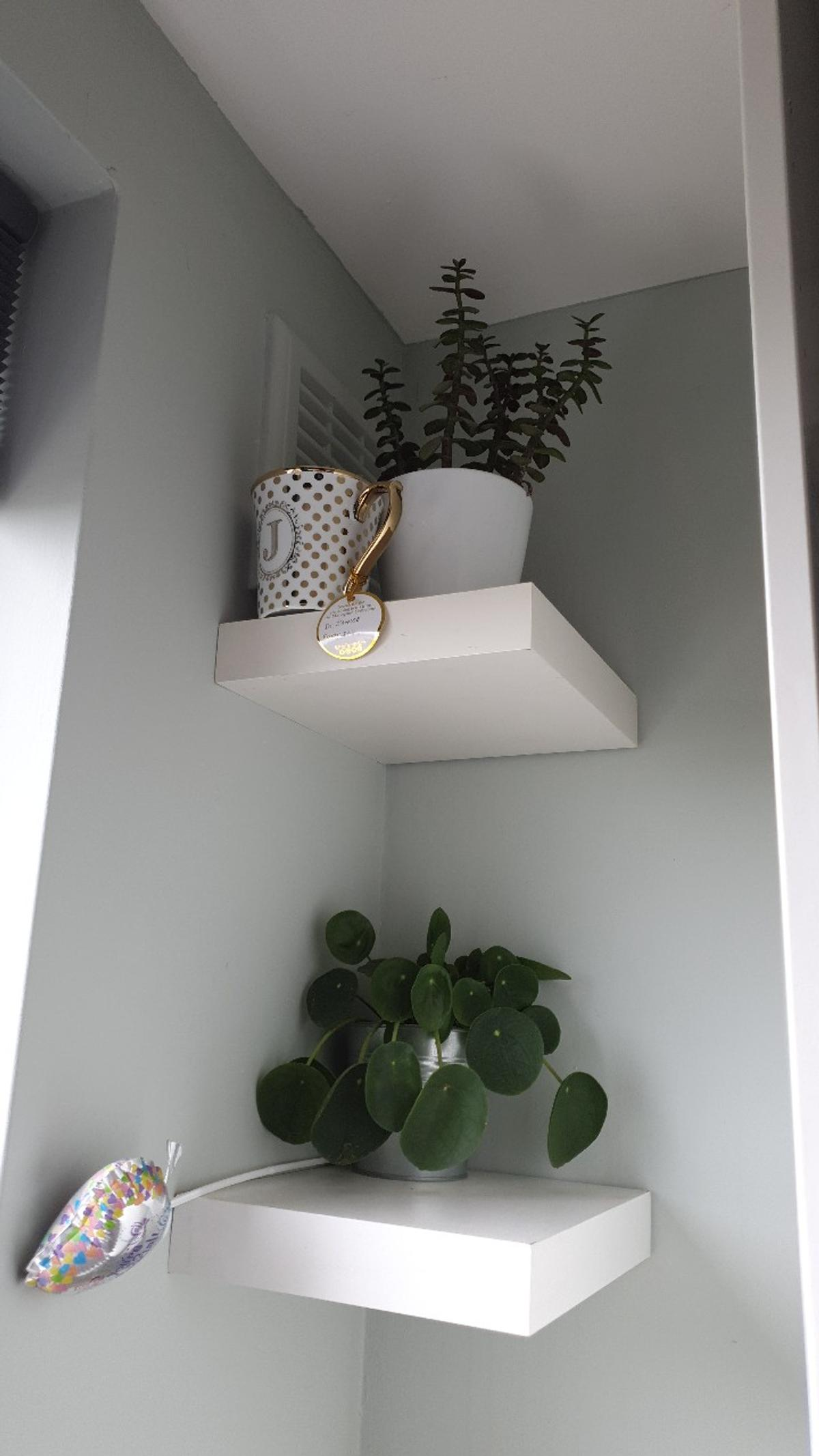 Ikea Lack Small Floating Shelves X5 In Se18 Greenwich For 15 00 For Sale Shpock