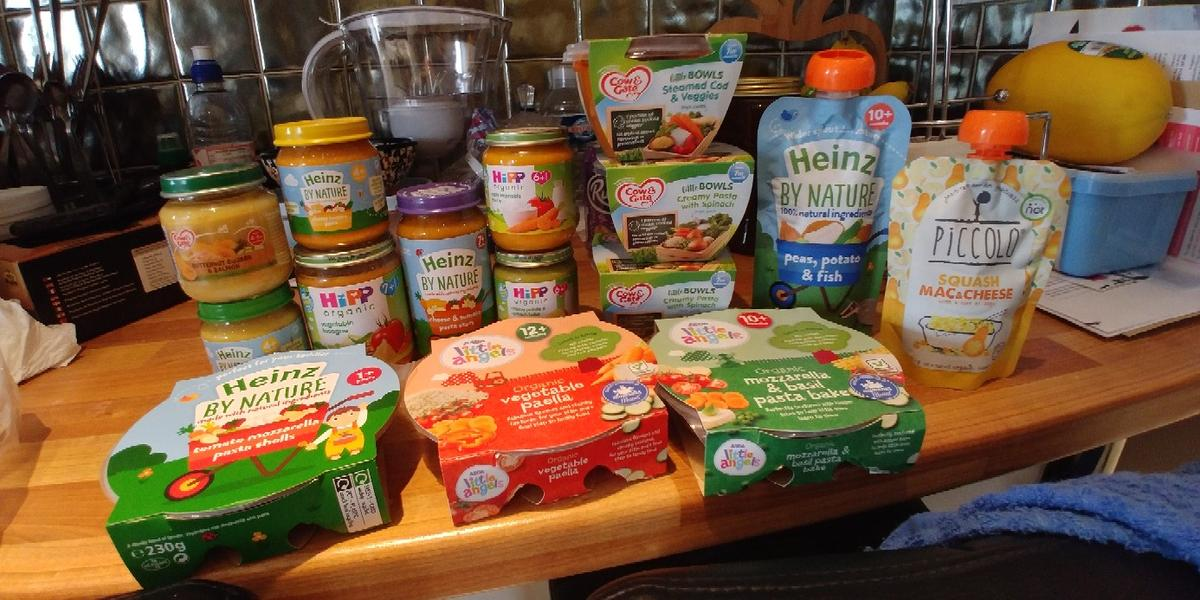 Baby Food In Sk8 Stockport For 1000 For Sale Shpock