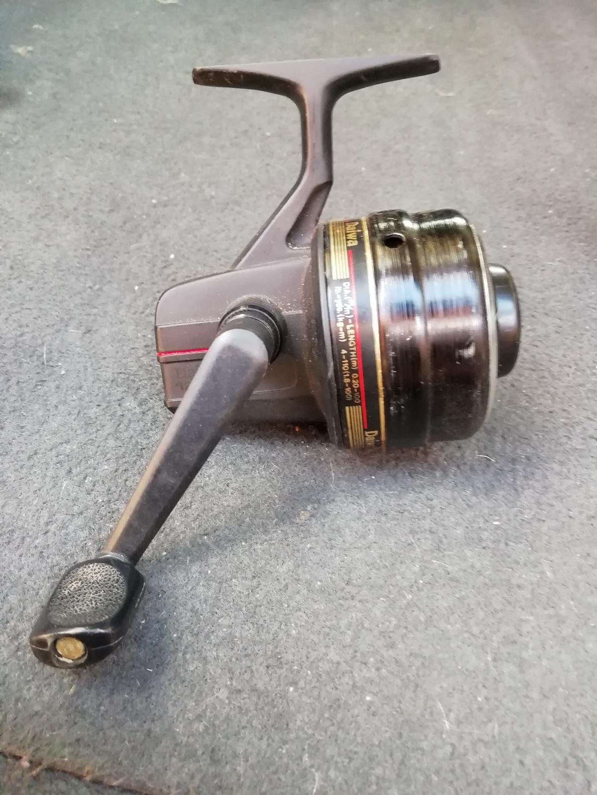 Daiwa 123m Closed Face Fishing Reel Spare Spool In Excellent condition