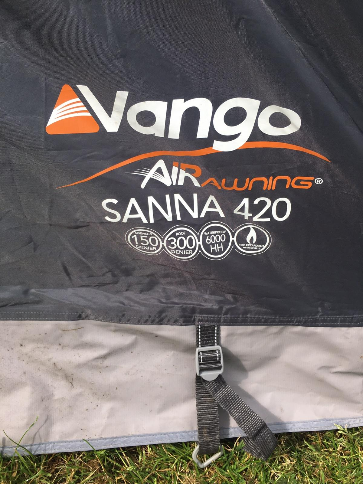Vango Air Sanna 420 awning in B32 Birmingham for £300.00 ...