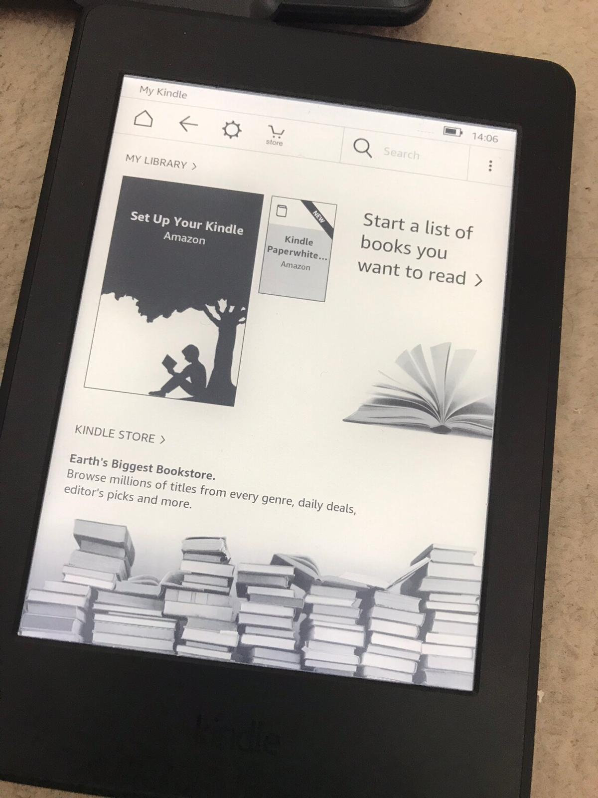 My Kindle Library Login
