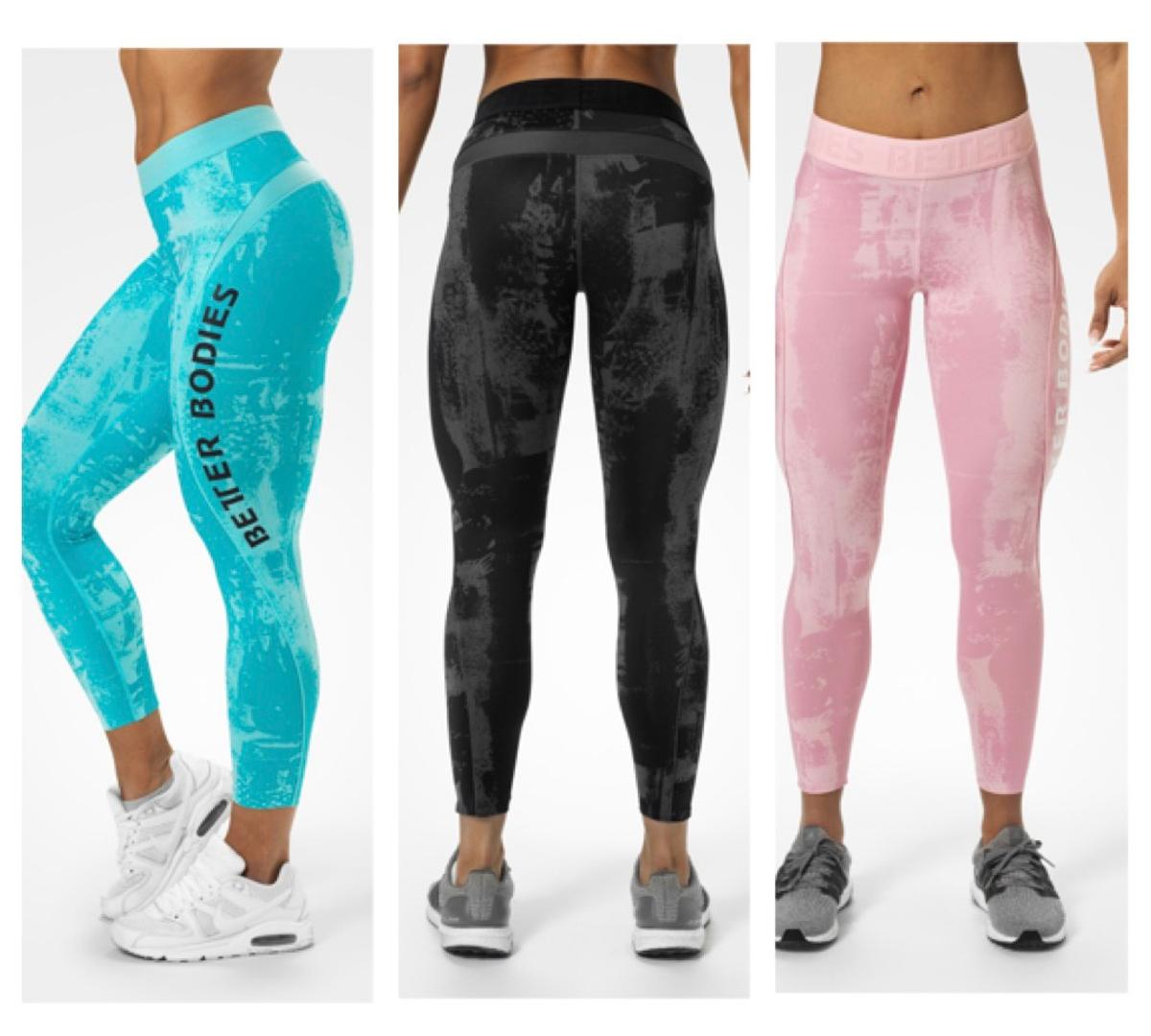 better bodies tights rosa