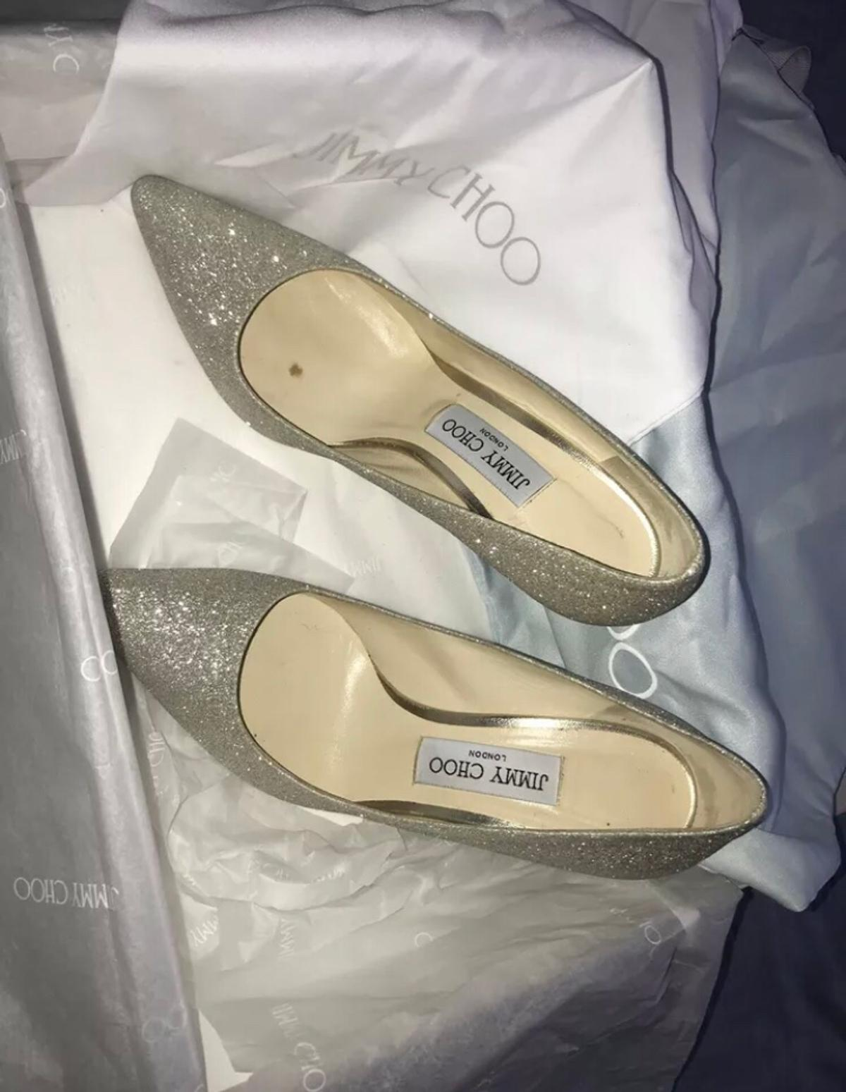 Authentic Jimmy Choo Shoes Romy 100 in HX1 Calderdale for