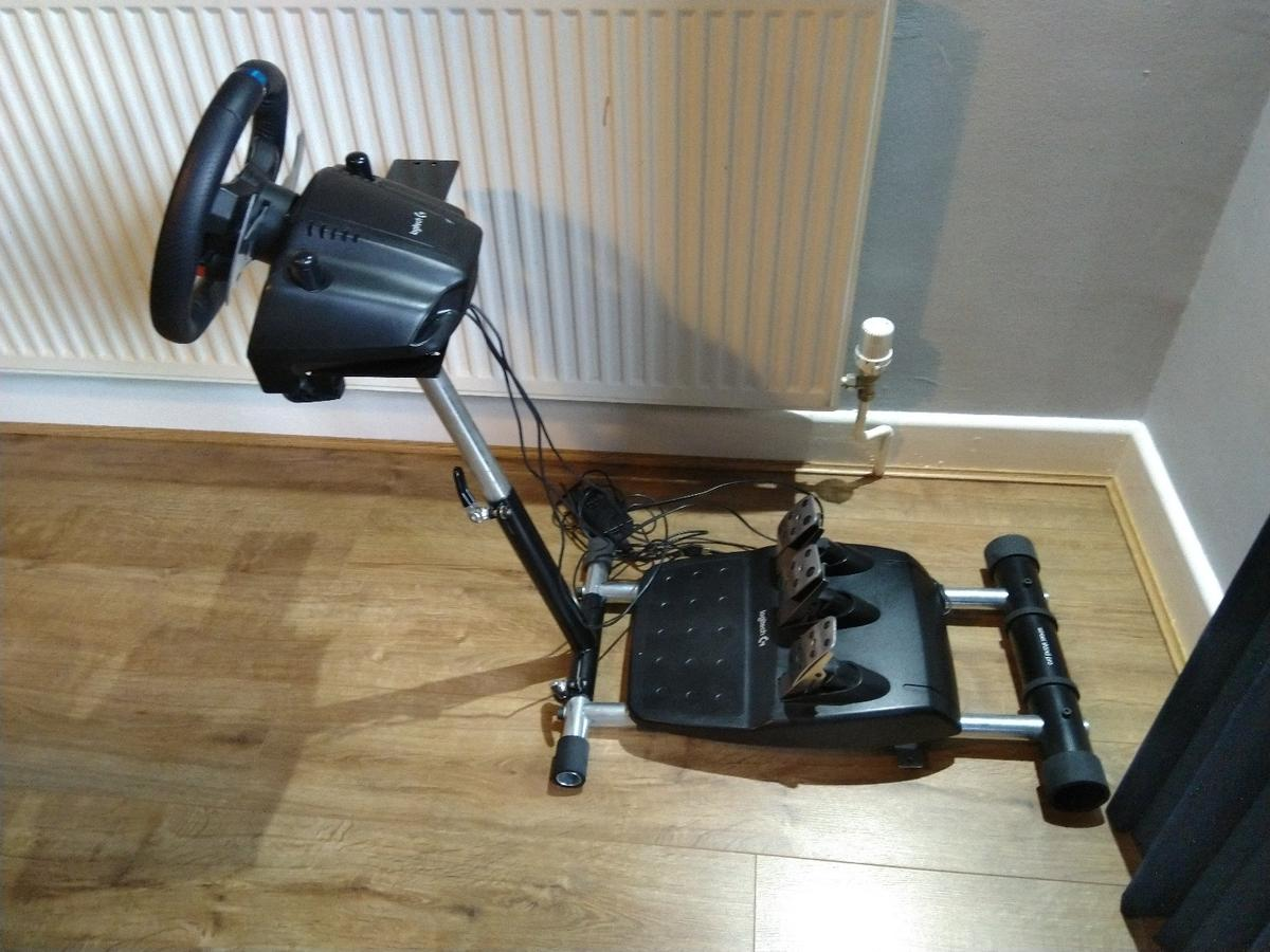 Wheel Stand Pro racing sim mount in NG13 Rushcliffe for