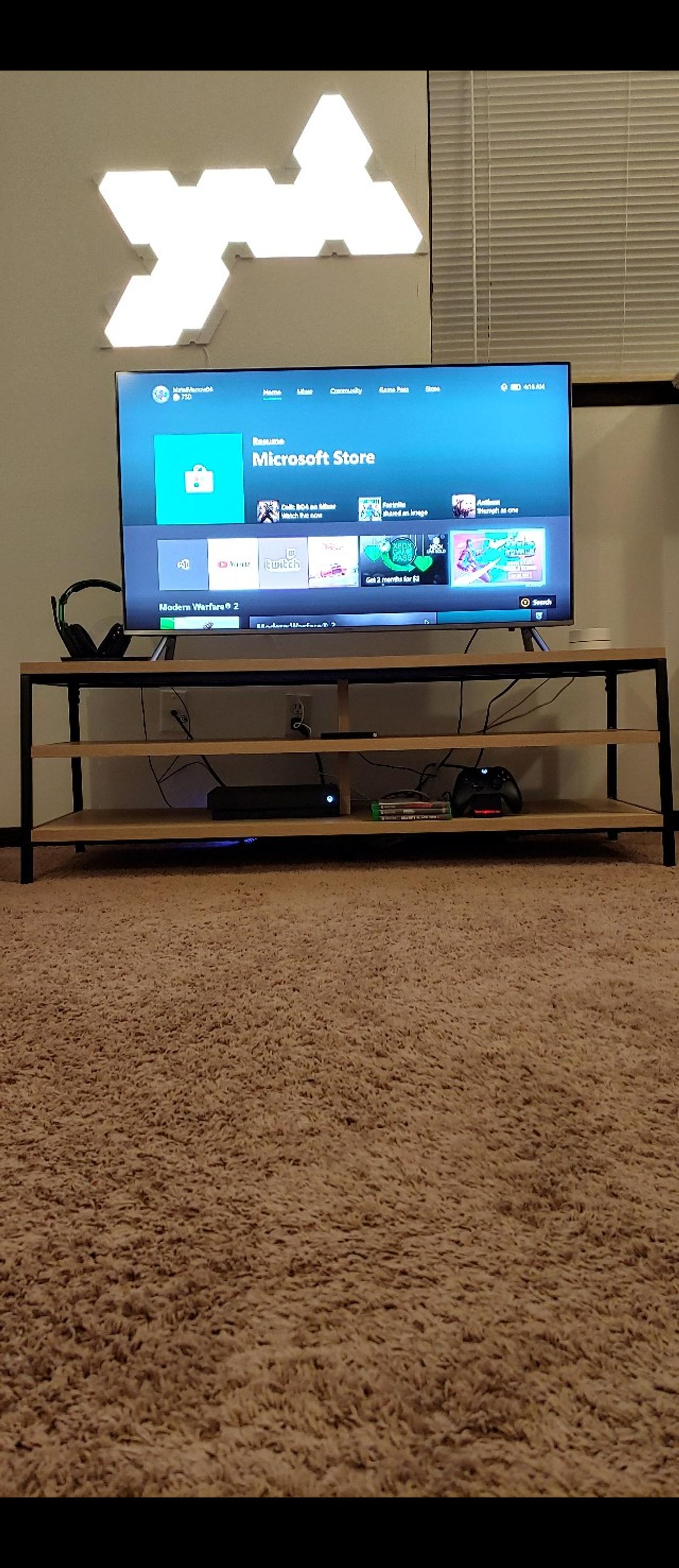 Entertainment Center in 67203 Wichita for US$960 00 for sale