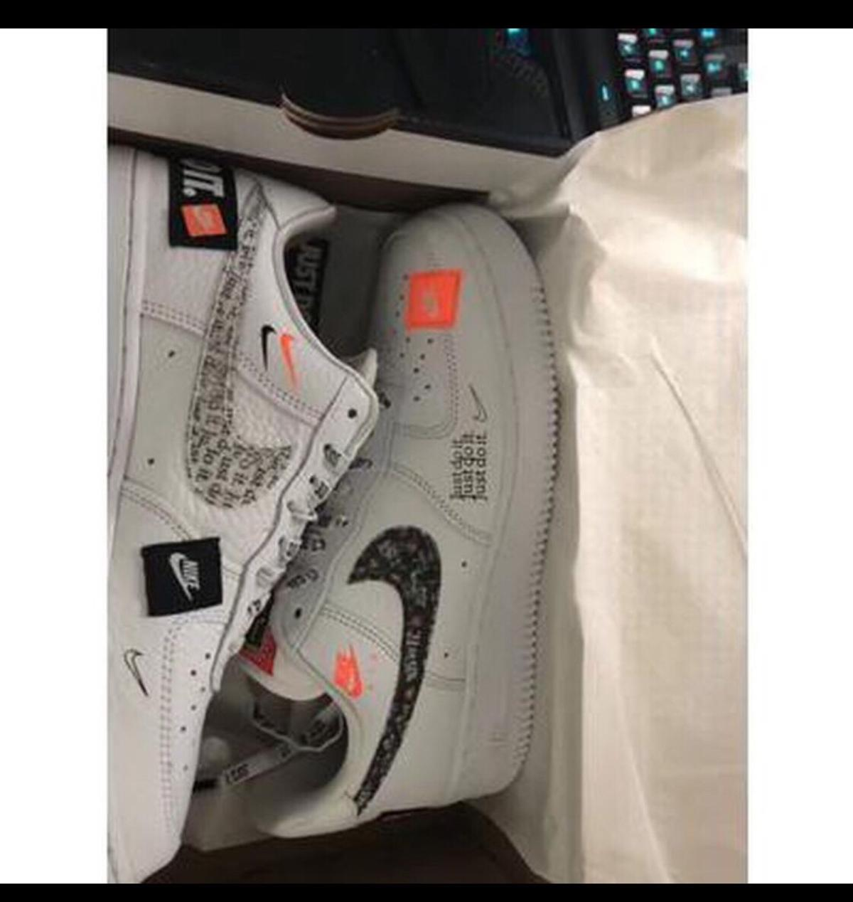 Nike Air Force 1'07 PRM sonderedition 44