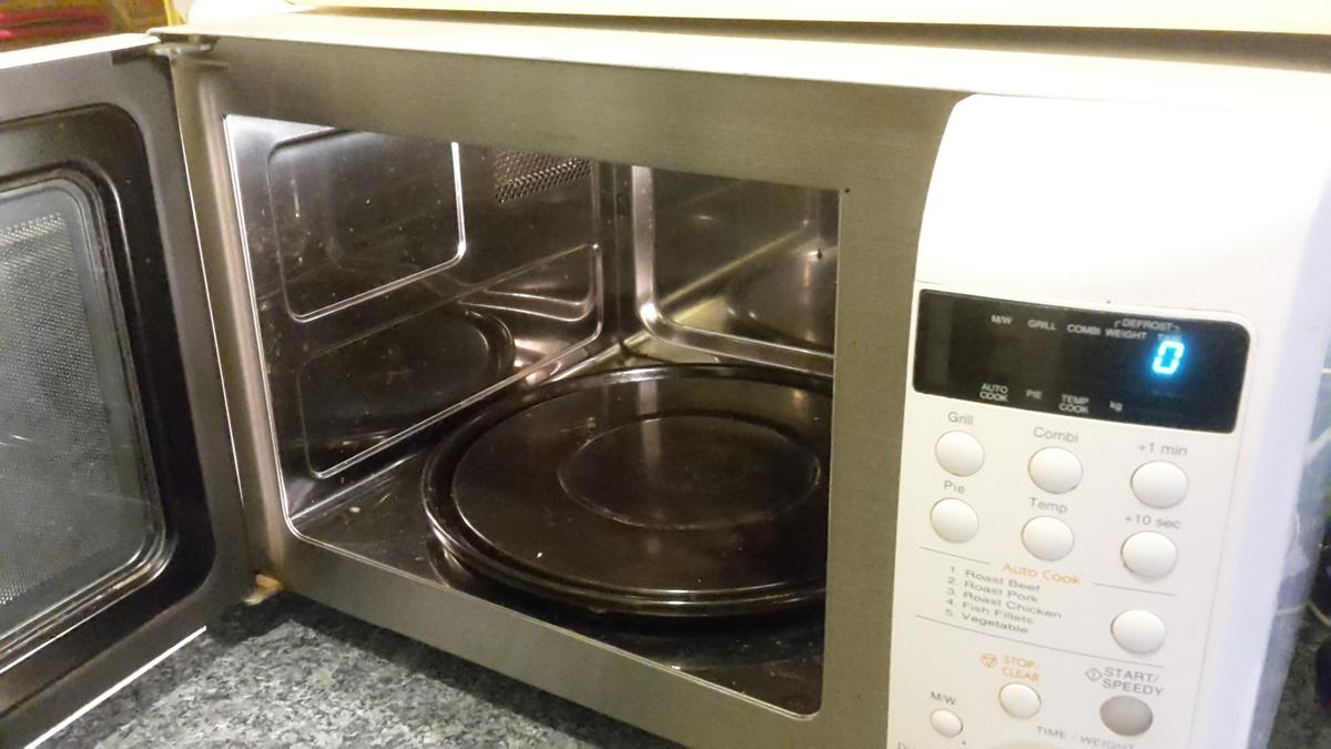 Combination Microwave Model Koc 870t