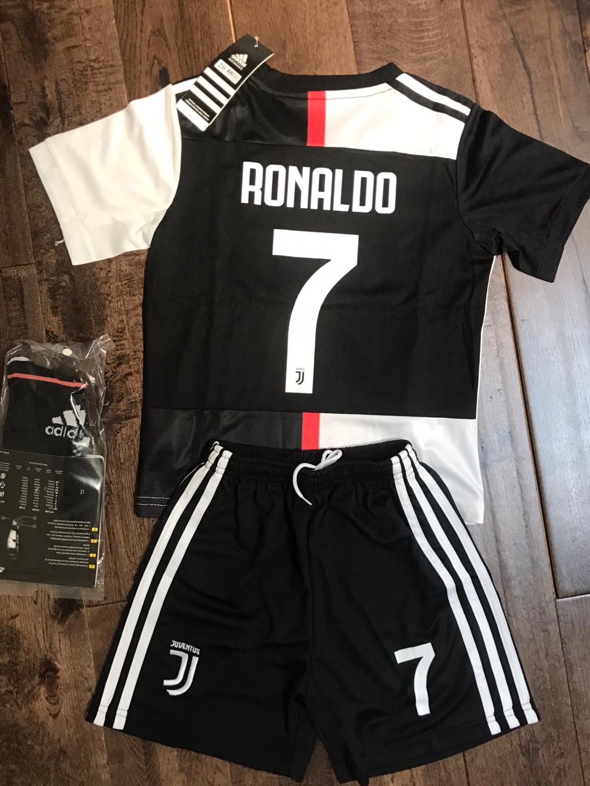 newest a40f5 68e5b Juventus New Season 19/20 Ronaldo Kids Kit in BB1 Blackburn ...