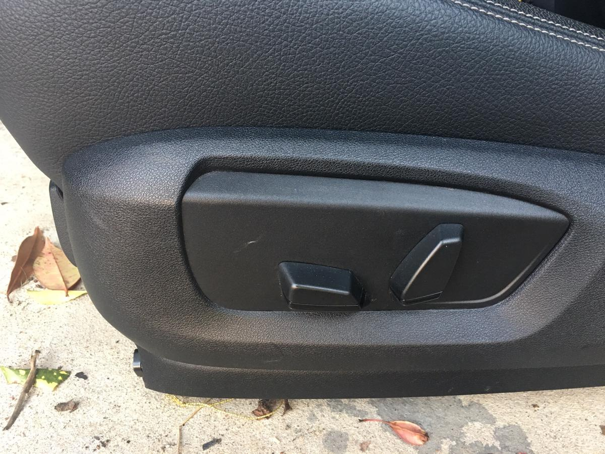BMW F10 F11 5 Series LCI Front Sports Seats in Charnwood for