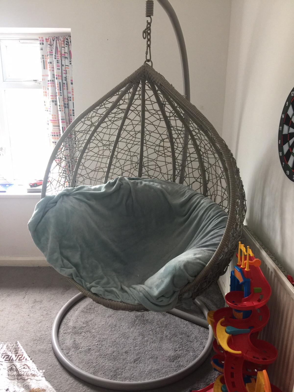 Hanging Egg Chair In Rm8 Dagenham For 115 00 For Sale Shpock