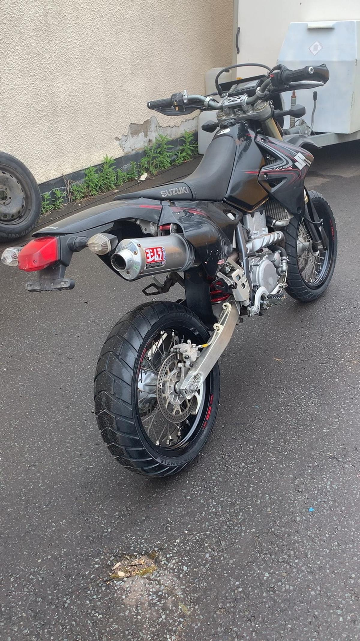 Suzuki Drz400SM in BS30 Warmley for £1,500 00 for sale - Shpock