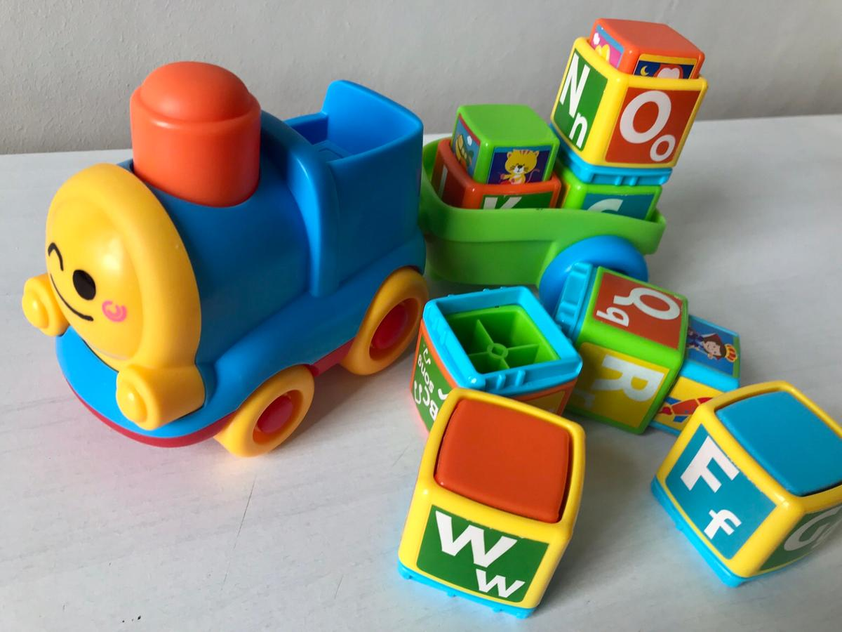 B Kids, ABC Musical train set in E15 Newham für £ 10,00