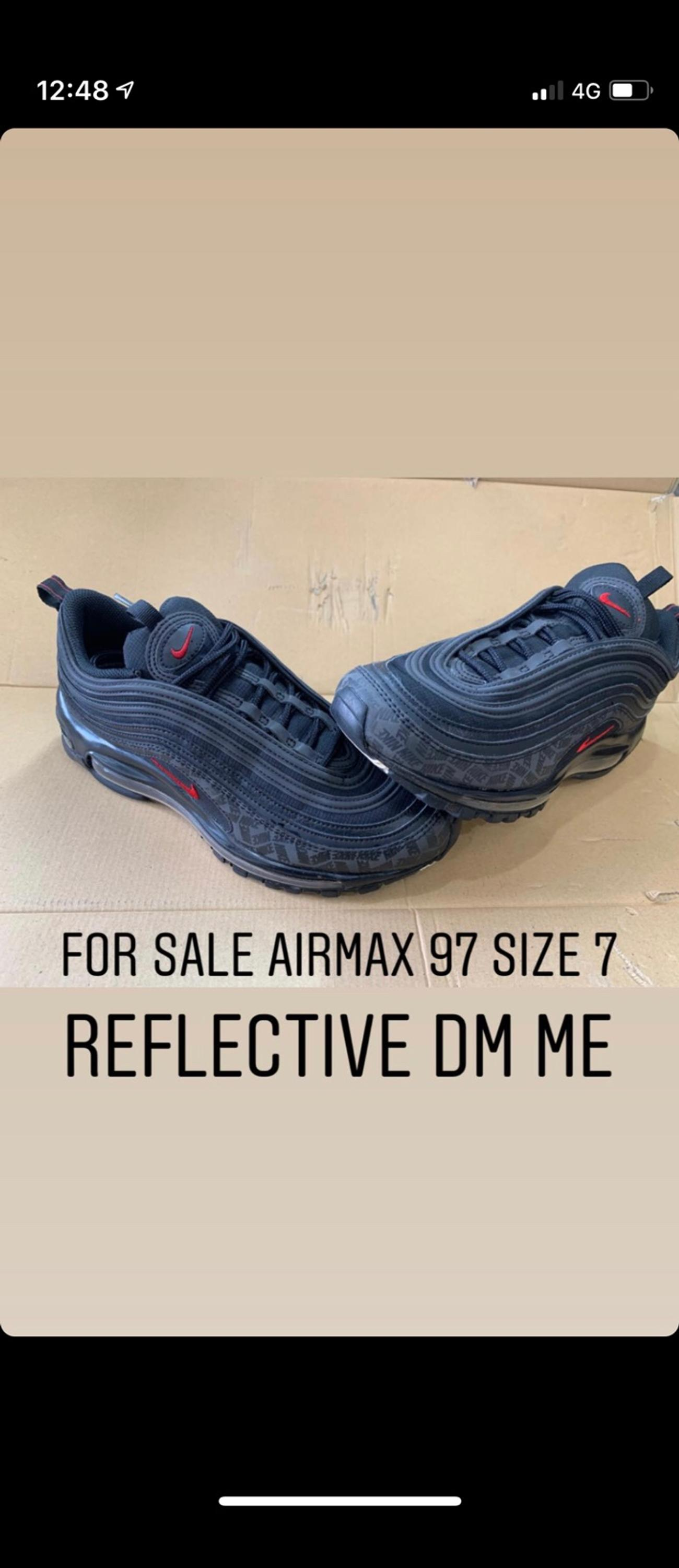low priced 6c54d 3c04c Air max 97 reflective