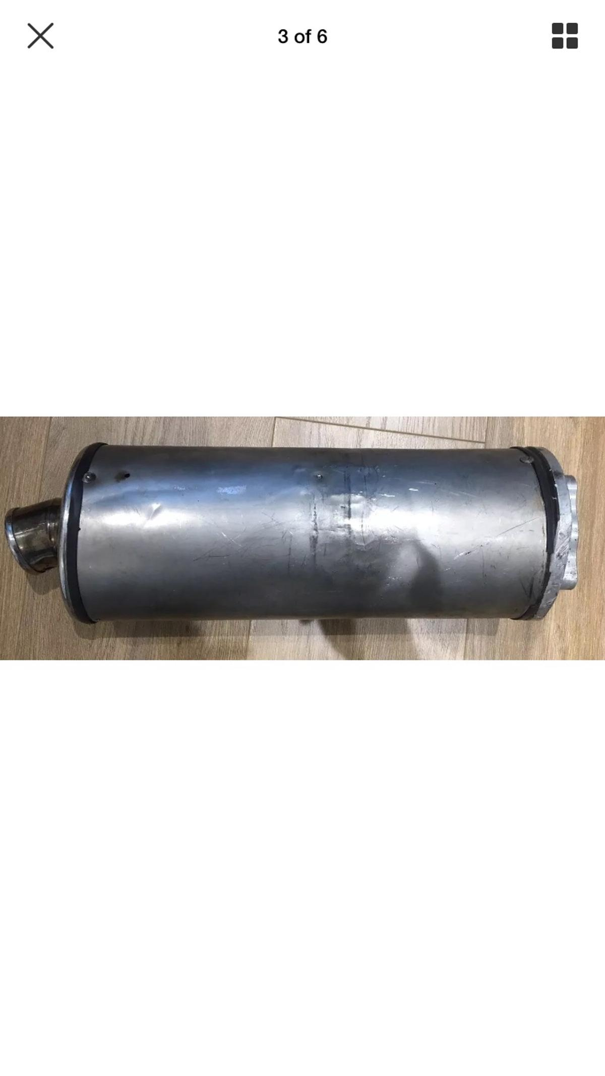 GSXR 1000 Micron Sports Exhaust 01-05 in TW14 London for