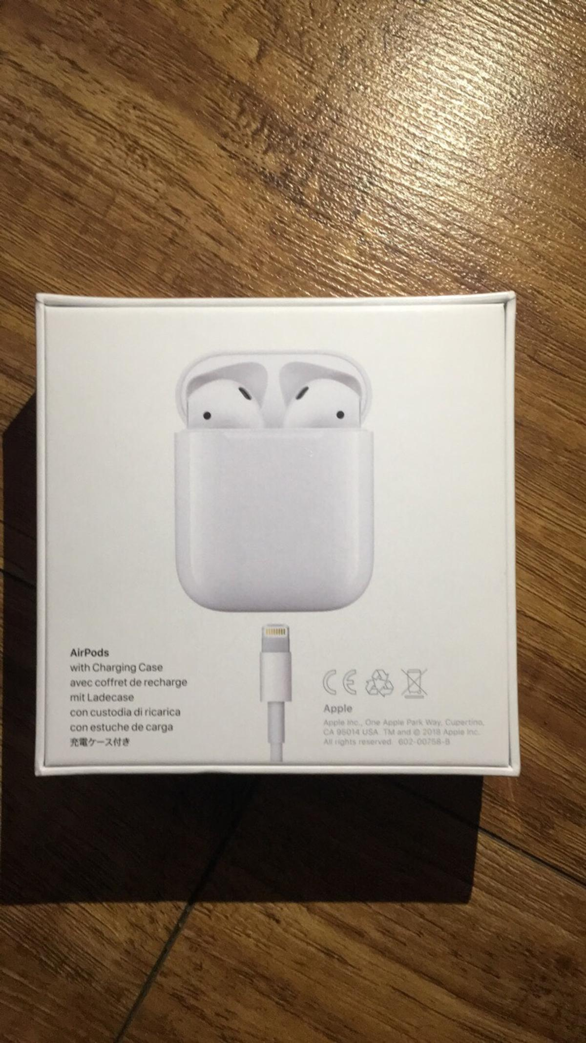 Brand New Boxed Apple Airpods 2nd Gen In E2 London For 145 00