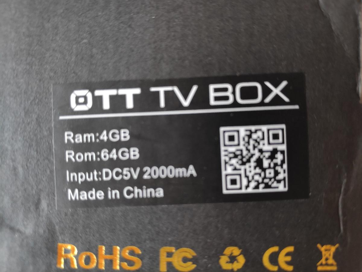 T95 MAX Android 9 0 4+64G Smart TV in L15 Liverpool for