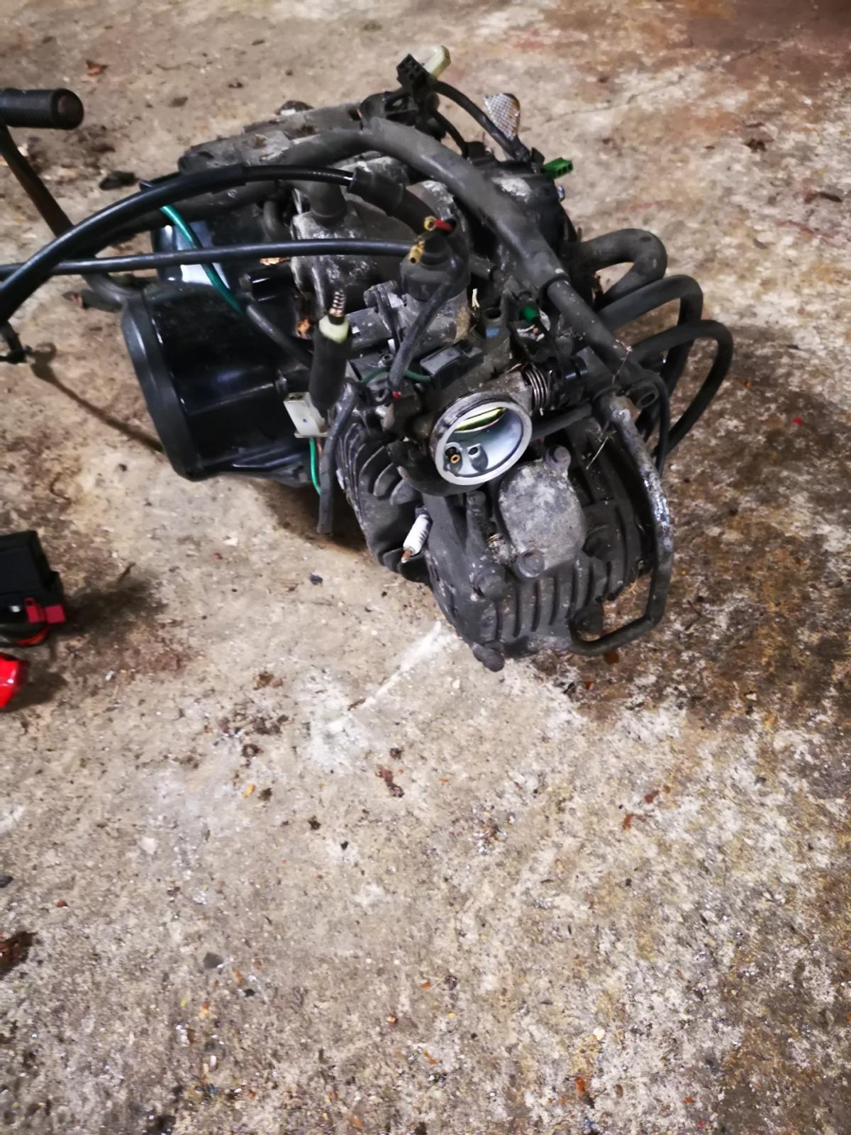 125cc Honda scooter engine in SW2 London for £160 00 for sale - Shpock