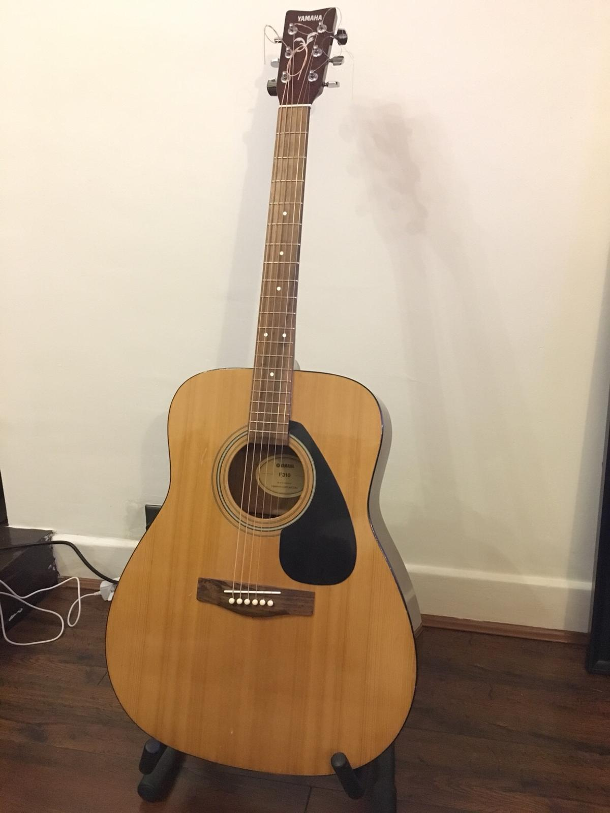Yamaha F310 acoustic guitar in Doncaster for £45 00 for sale