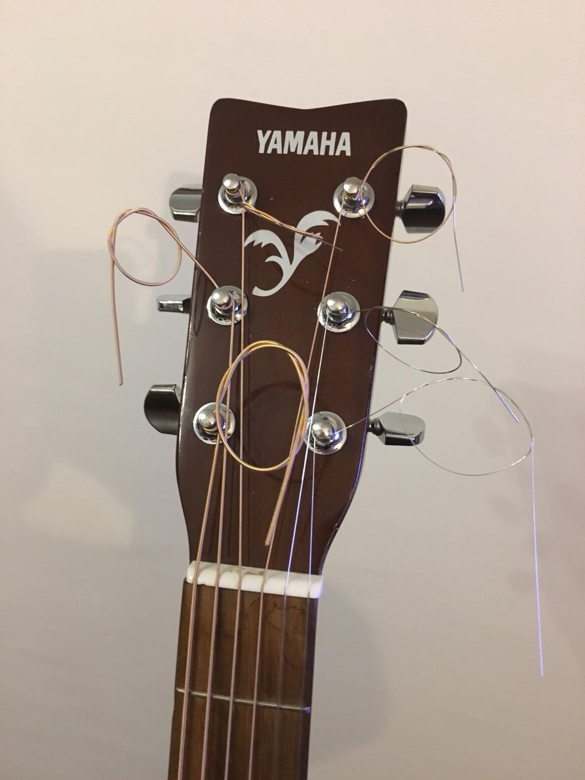 Yamaha F310 acoustic guitar in Doncaster for £45 00 for sale - Shpock