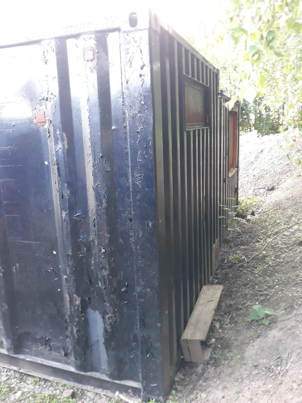 Shipping container 20ft in North West Leicestershire for £600 00 for