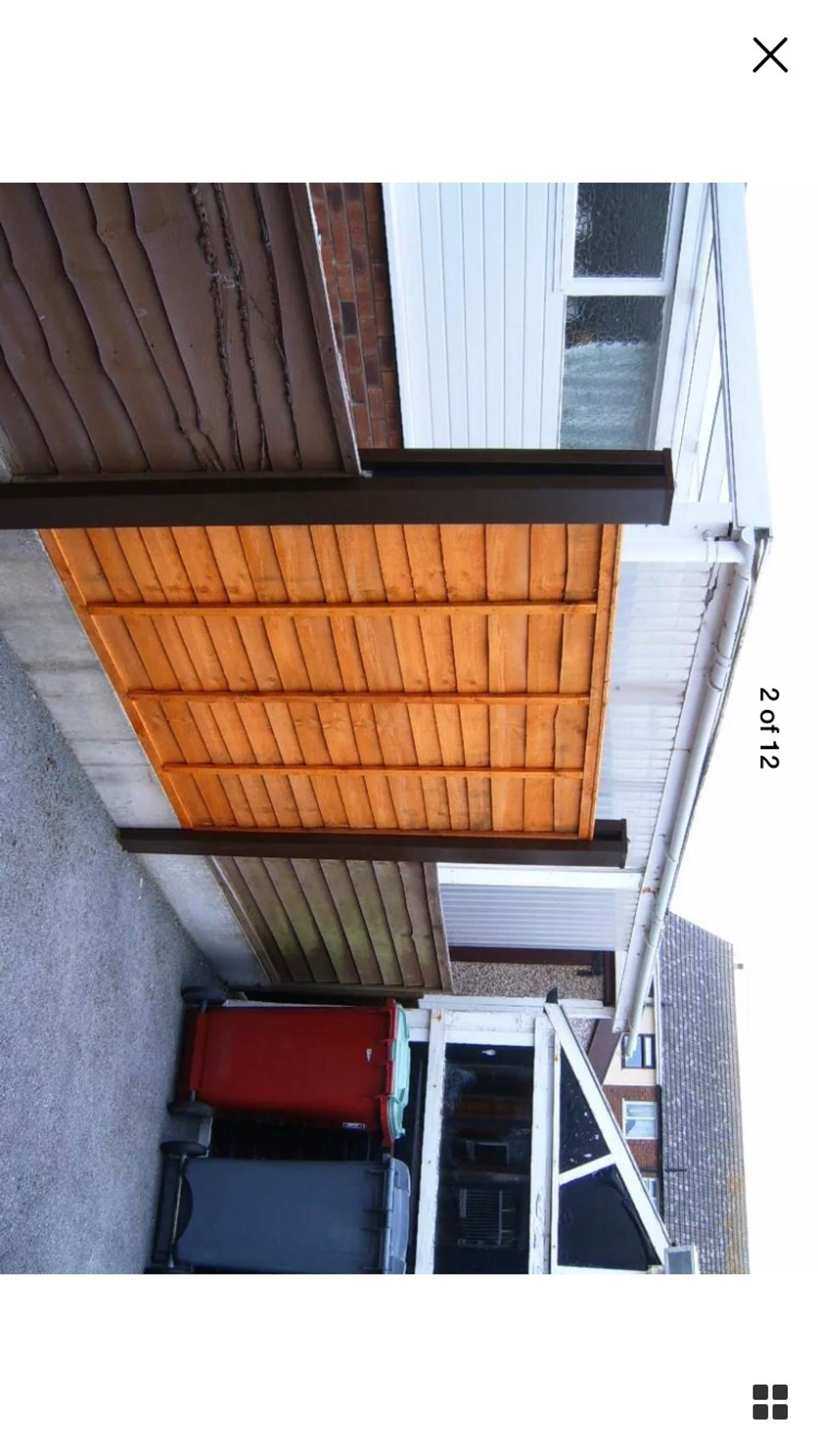 5x Metal Fence Post Cover/Extender in Leigh on Sea for
