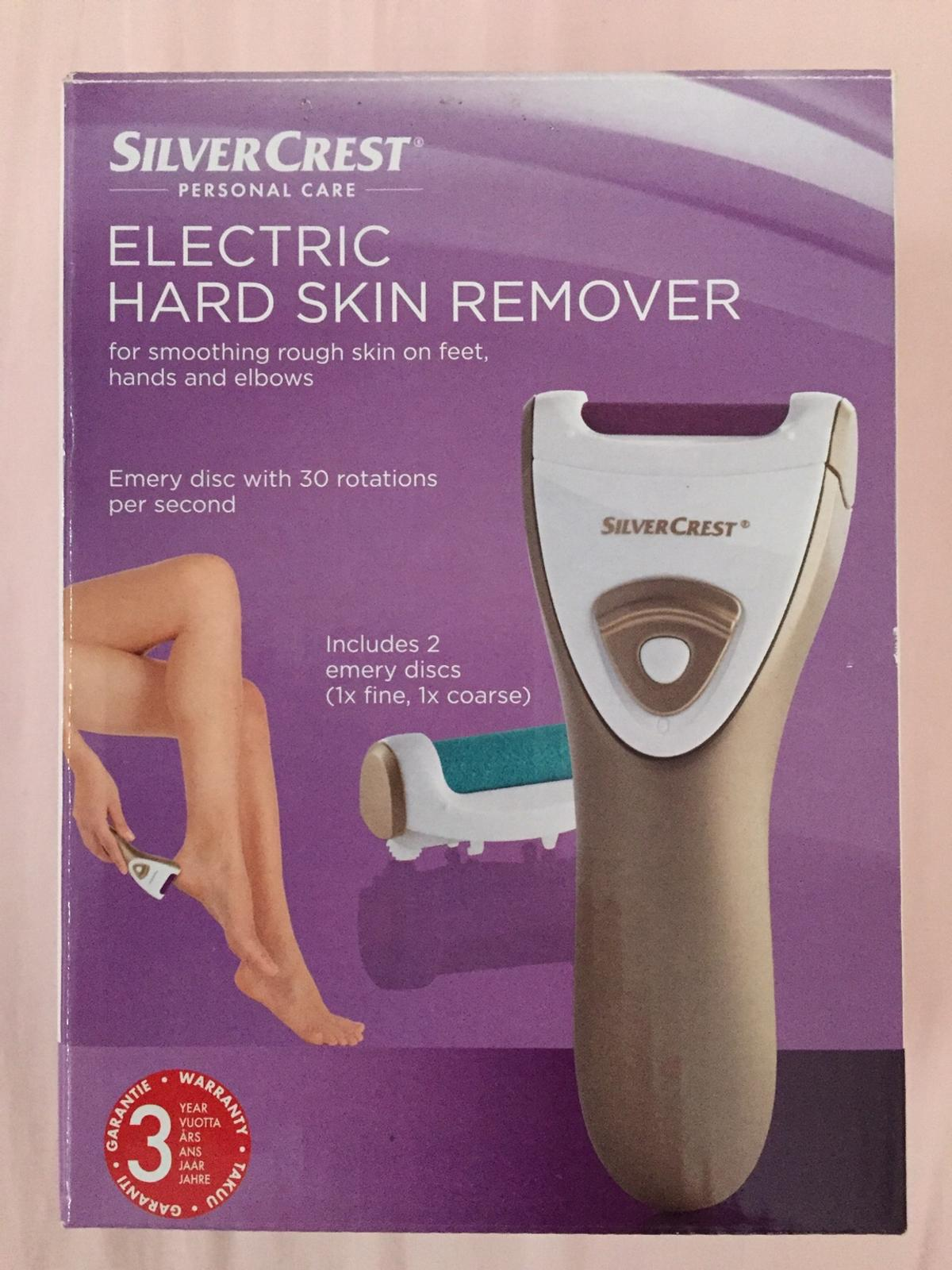 Silver Crest Electric Hard Skin Remover In Cr0 London For 8 00 For Sale Shpock