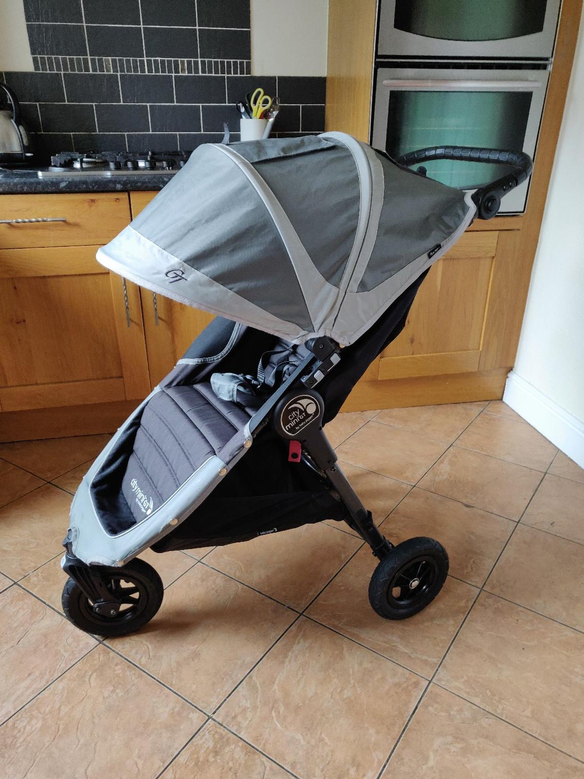 Baby Jogger City Mini Gt In Steel Grey In Wn7 Wigan For 185 00 For