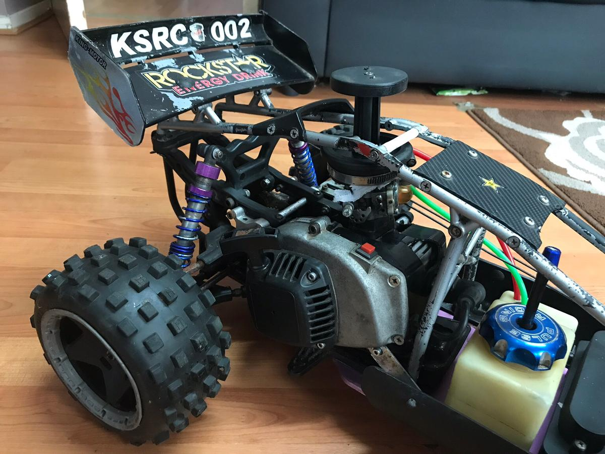 1:5 XRC 2 stroke rc buggy in B12 Birmingham for £250 00 for sale