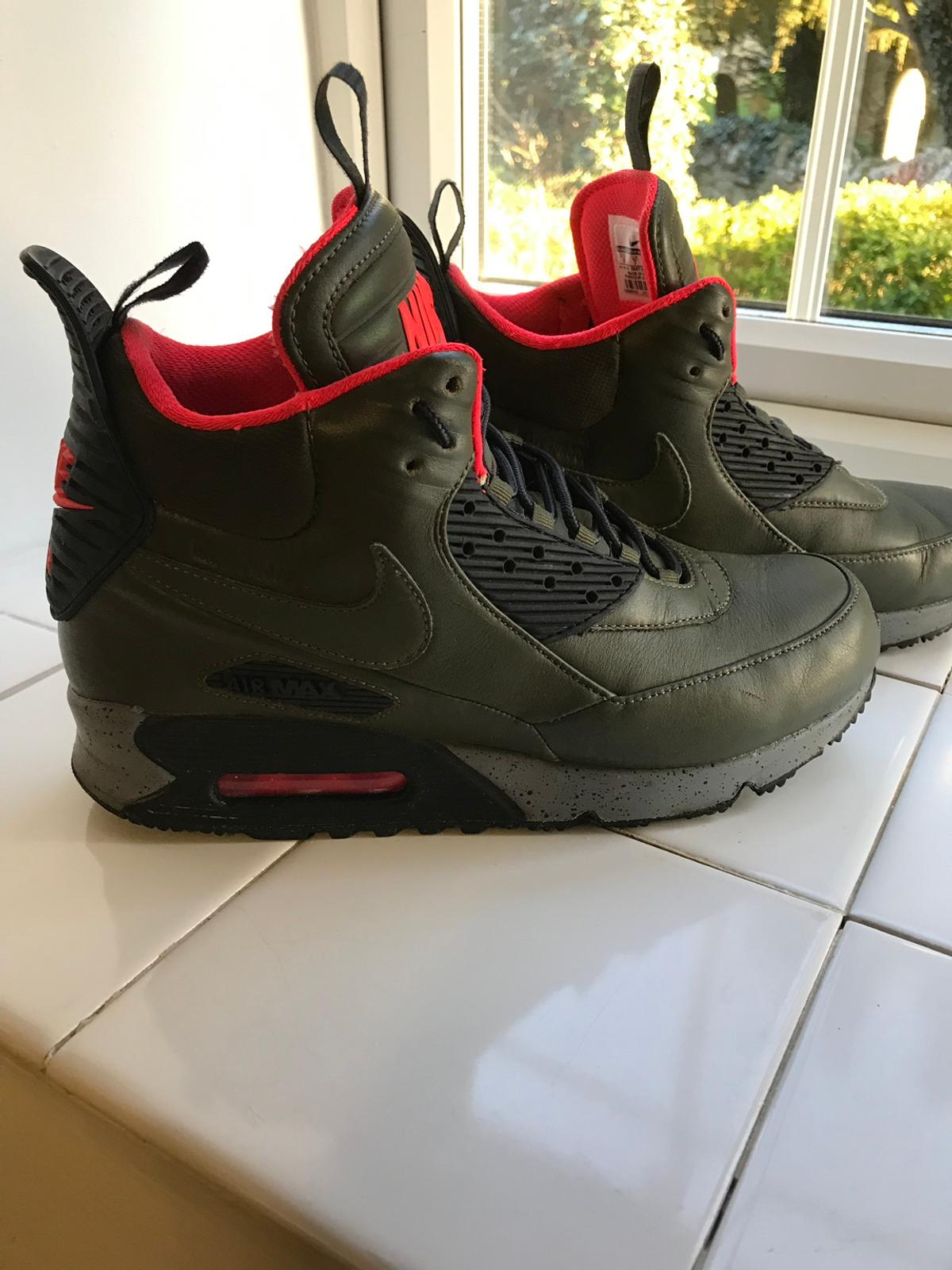 invadir fuga llevar a cabo  Nike Air Max Boots in NN3 Northampton for £45.00 for sale | Shpock