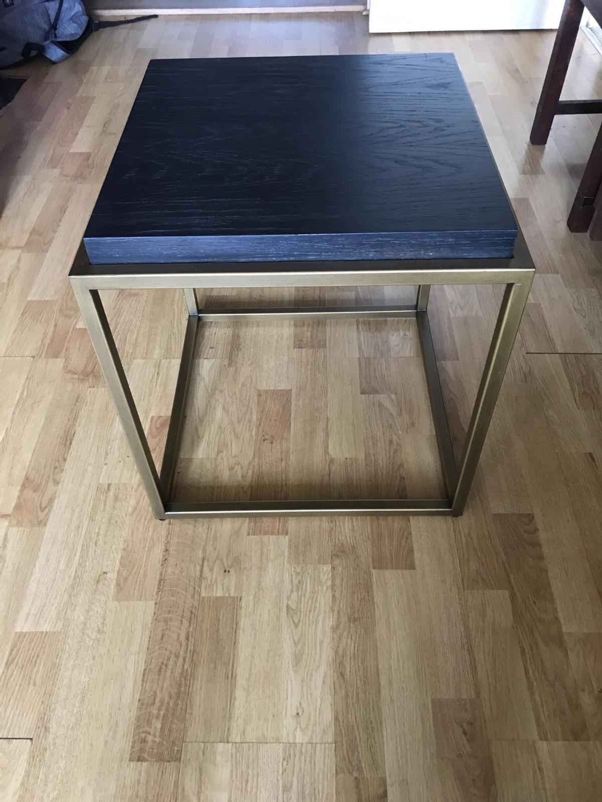 Square Small Coffee Table Side