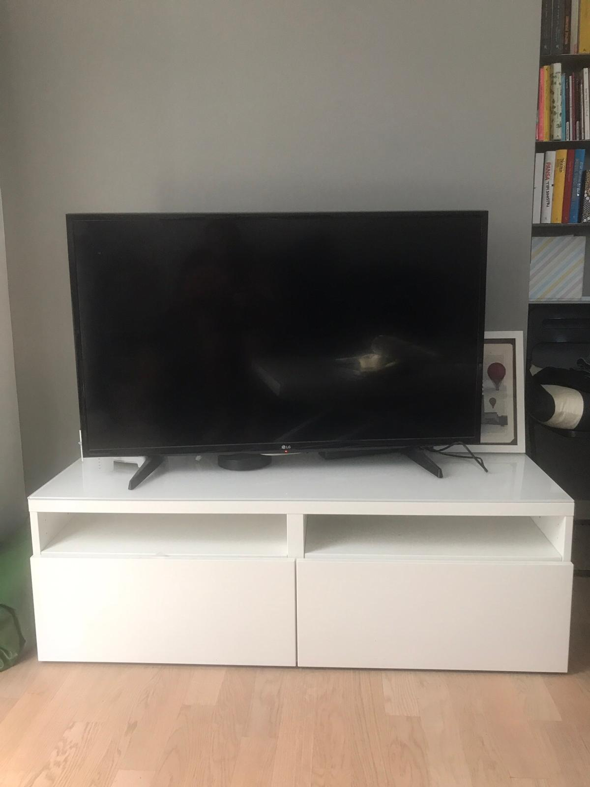Porta Tv Con Ruote Ikea.Mobile Porta Tv Ikea Besta In 20161 Milano For 40 00 For Sale