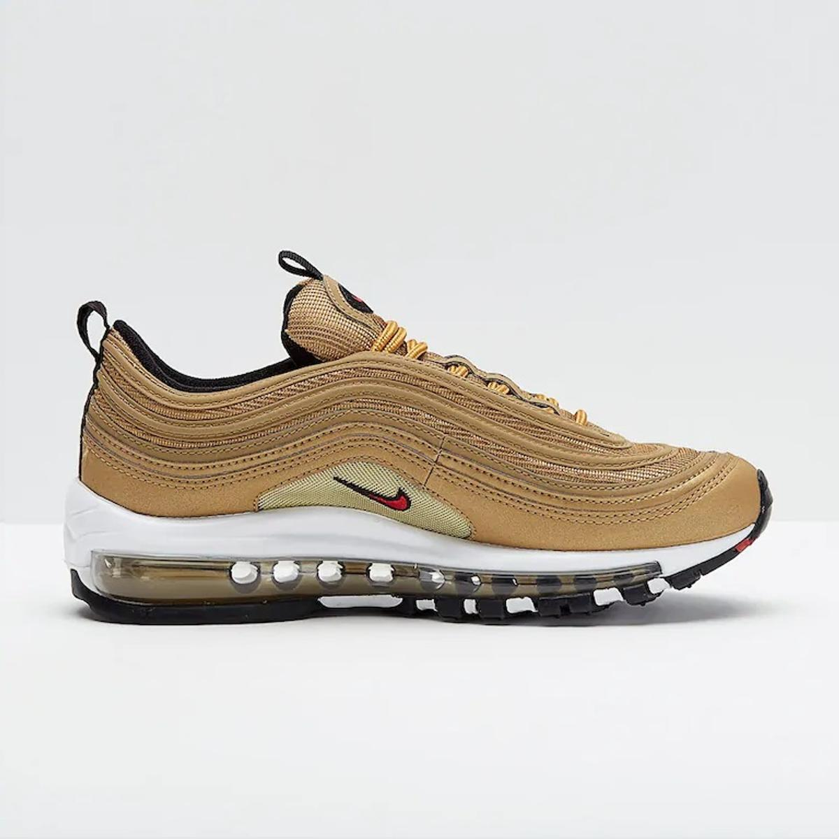 eac6019813 Nike Air Max 97 Gold in Swansea for £65.00 for sale - Shpock