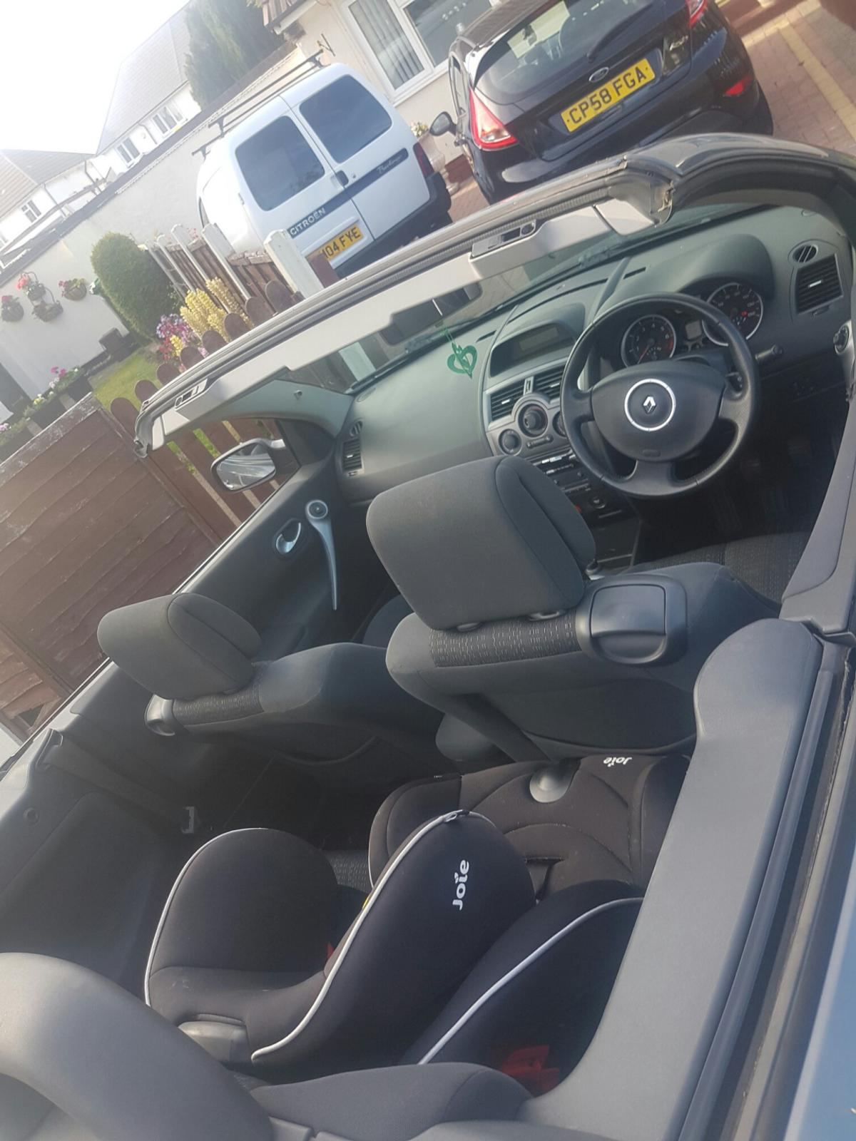 Renault megane convertible in WS10 Walsall for £700 00 for