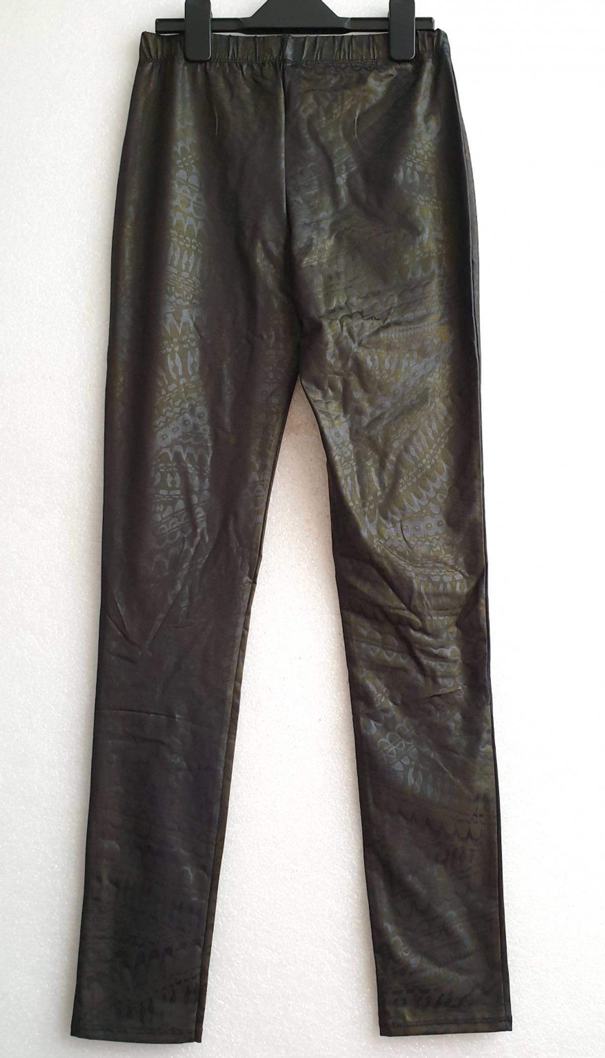 c047bdeea88491 Gold and black leggings aztec style.Matalan. in SE22 London for ...