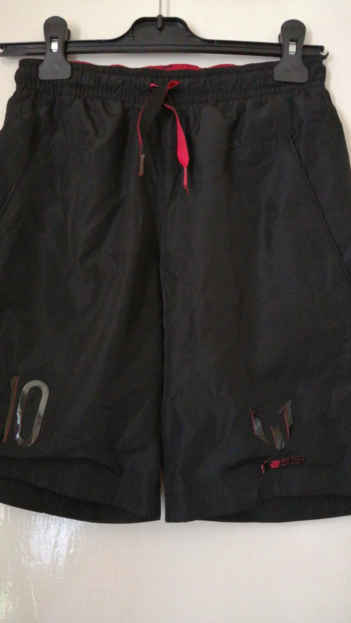 ee6bde23 messi adidas shorts in BD6 Bradford for £2.50 for sale - Shpock