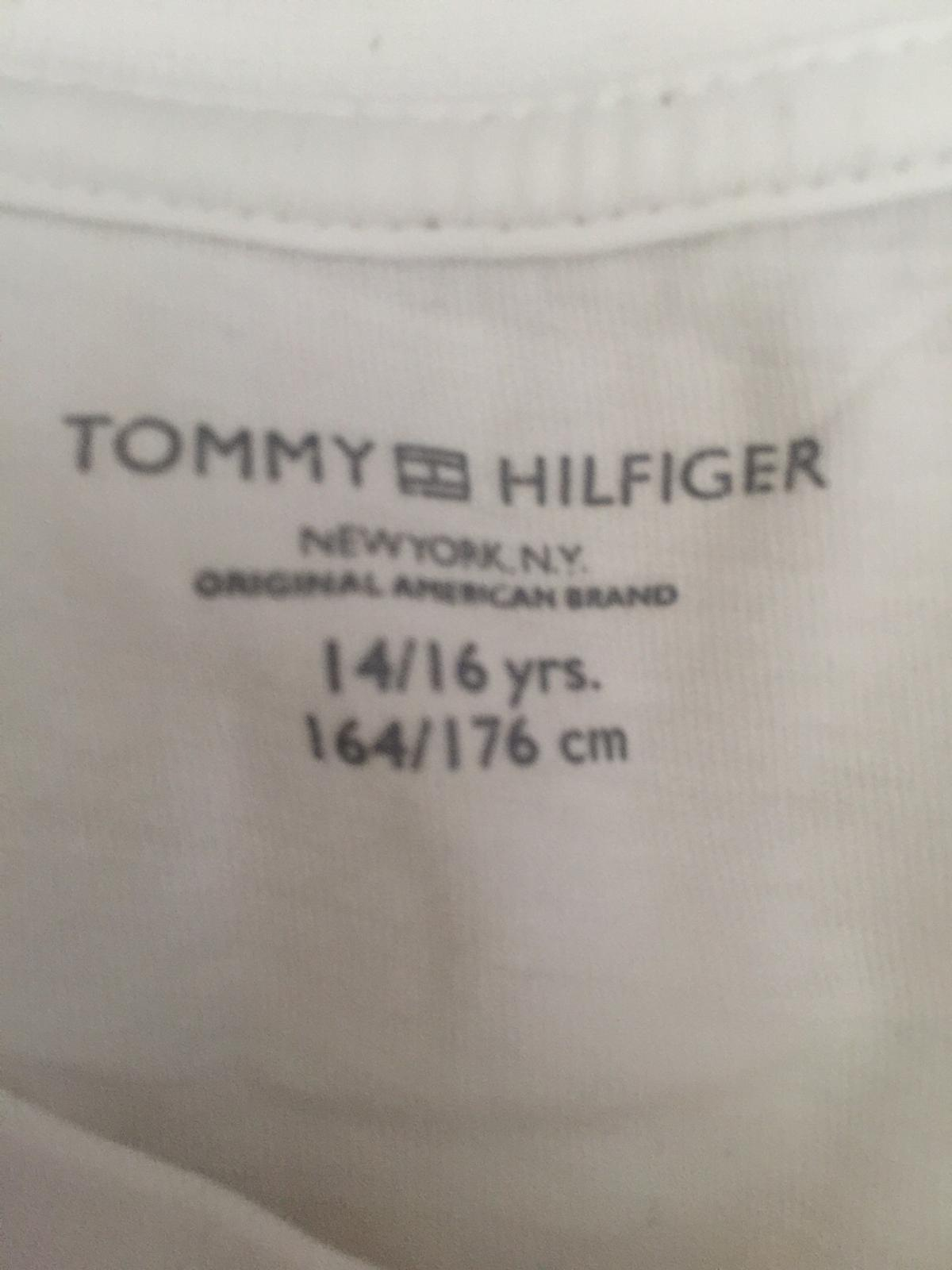 61c09eba11def Genuine Tommy Hilfiger in DY4 Sandwell for £5.00 for sale - Shpock