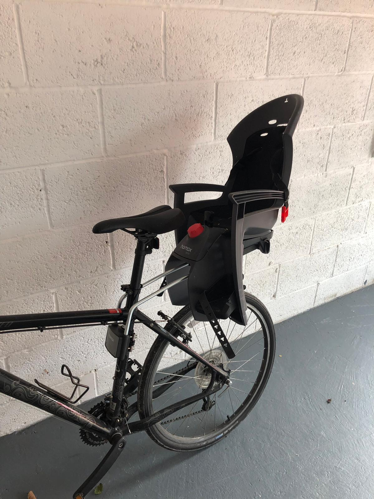 detailed images discount sale wholesale dealer Hamax siesta bike seat with extra bracket