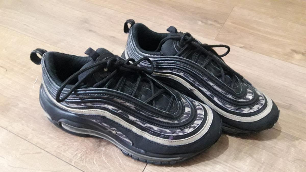 Look Out For The Nike Air Max 97 Tiger Camo Black