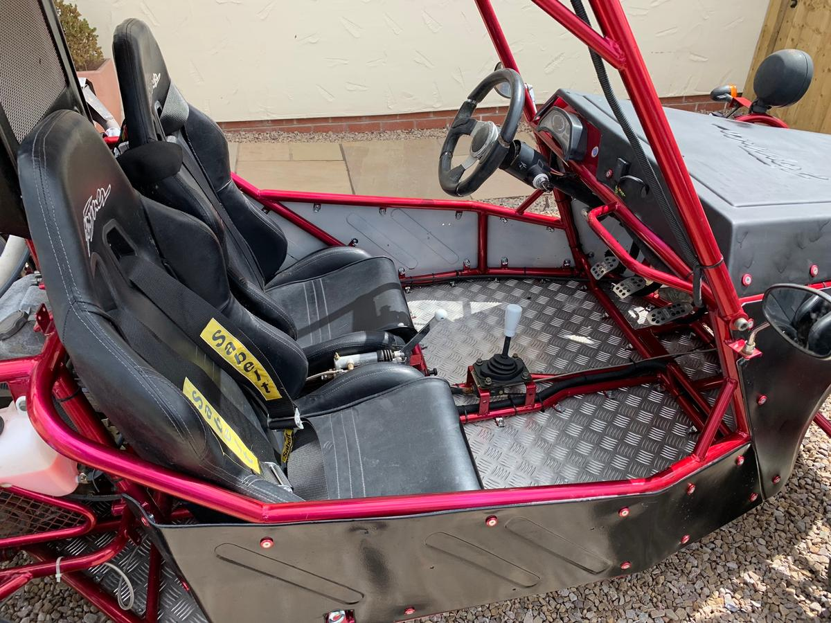 Joyner buggy 650cc in SY11 Martins for £4,295 00 for sale
