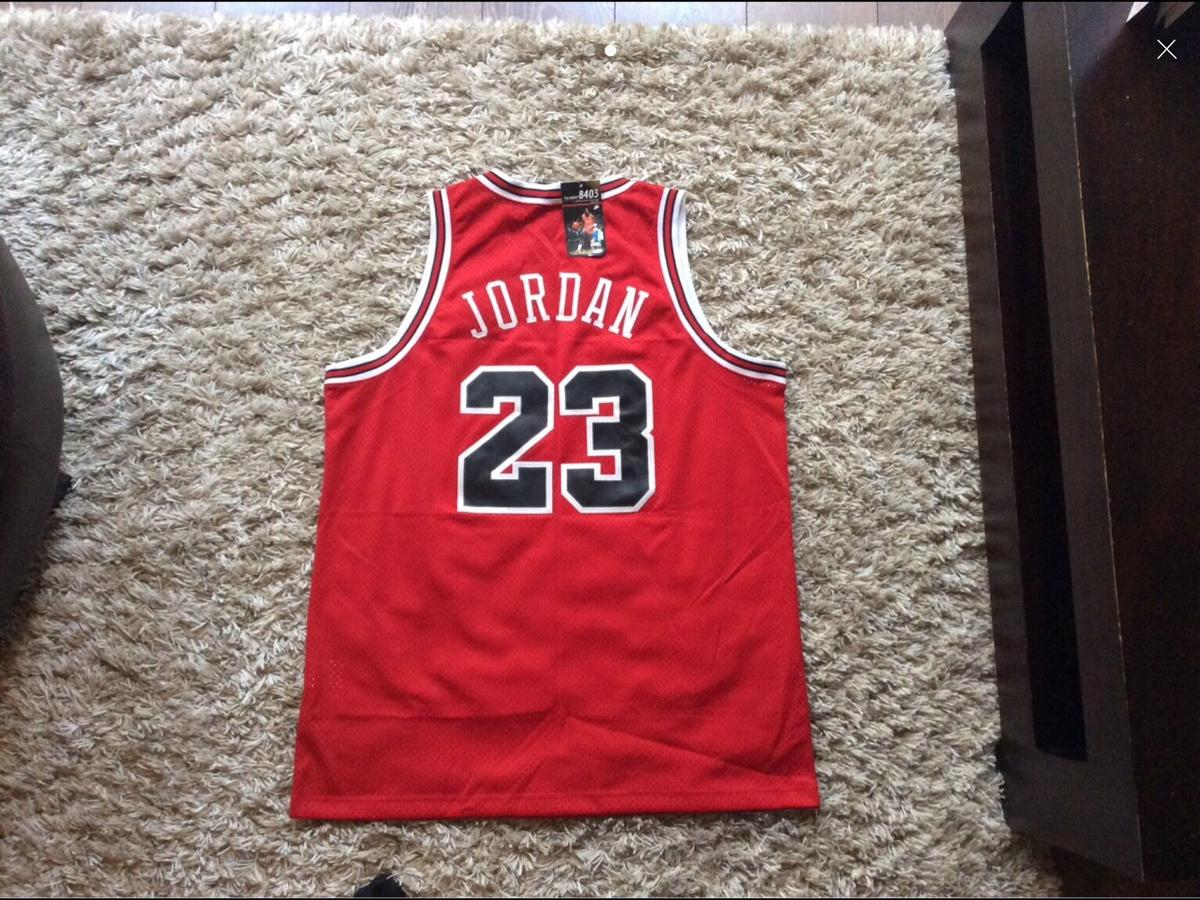 wholesale dealer 2c8a7 d5ab4 Brand New Original Michael Jordan Jersey