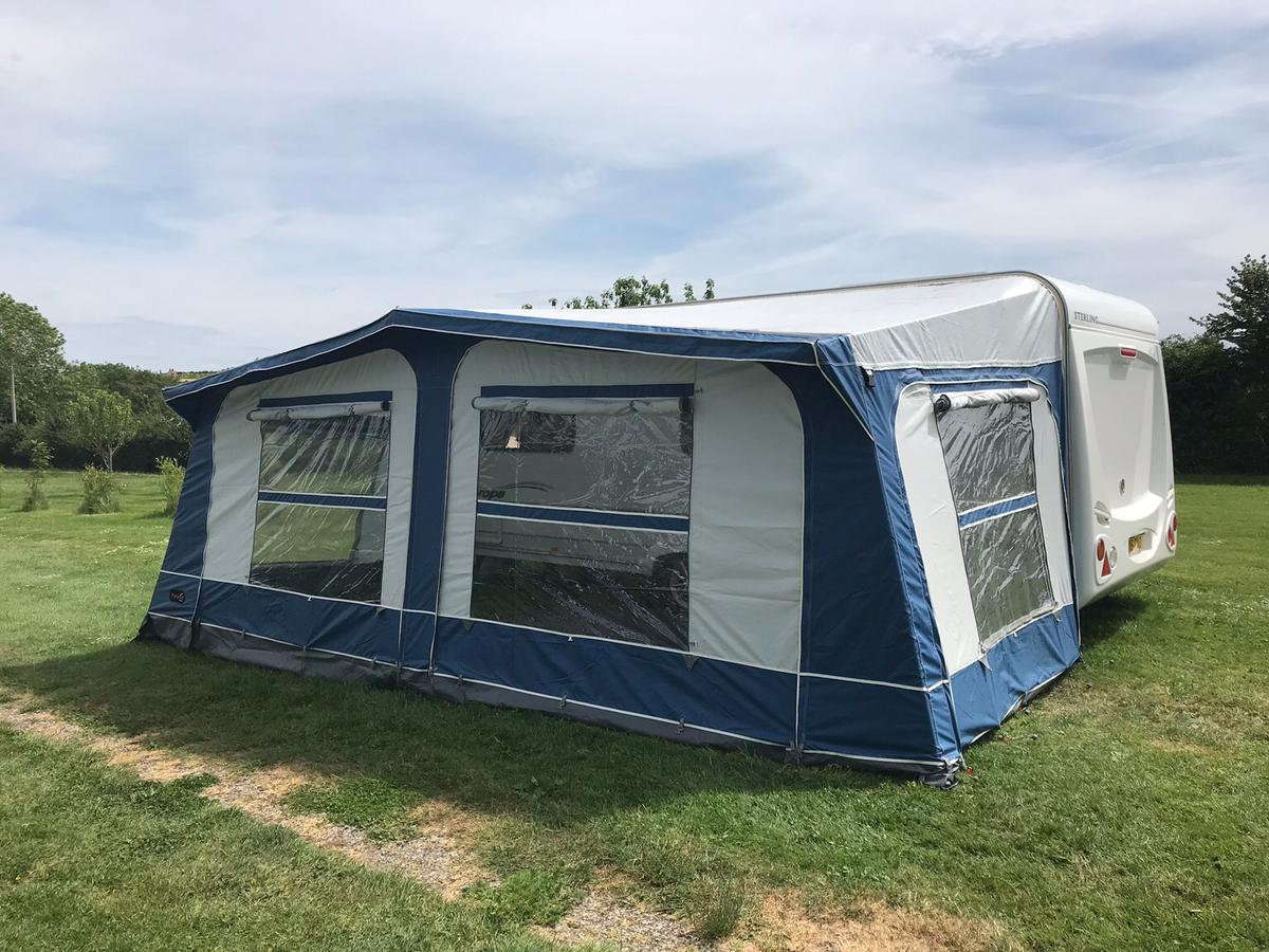 Tuscany Caravan Awning in WS11 Cannock Chase for £200.00 ...