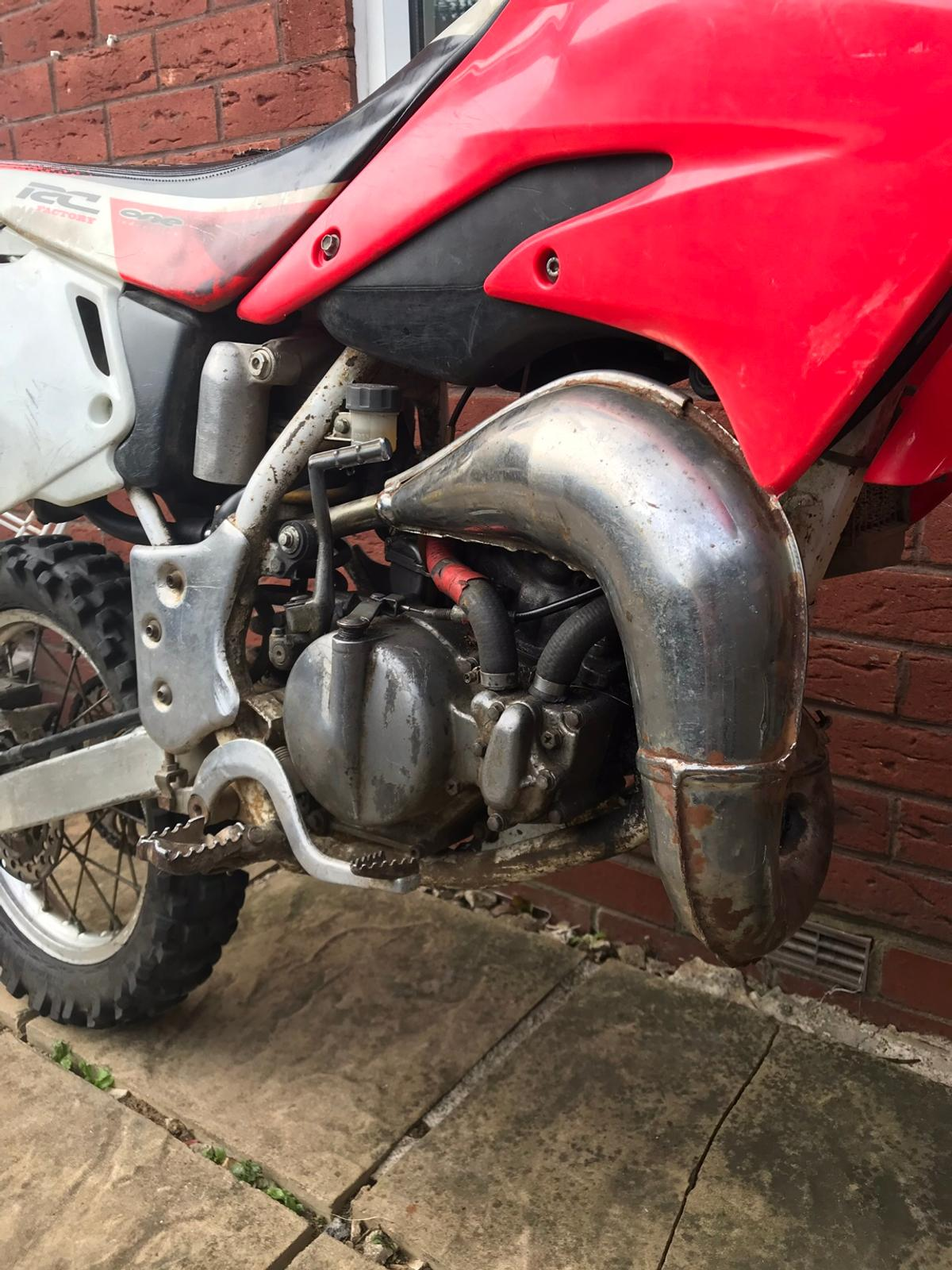 Honda Cr80 2001 in CV21 Rugby for £600 00 for sale - Shpock
