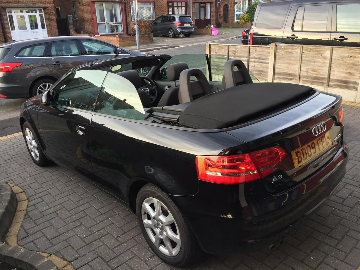 Audi A3 Cabriolet - Convertible 2009 Model in London for