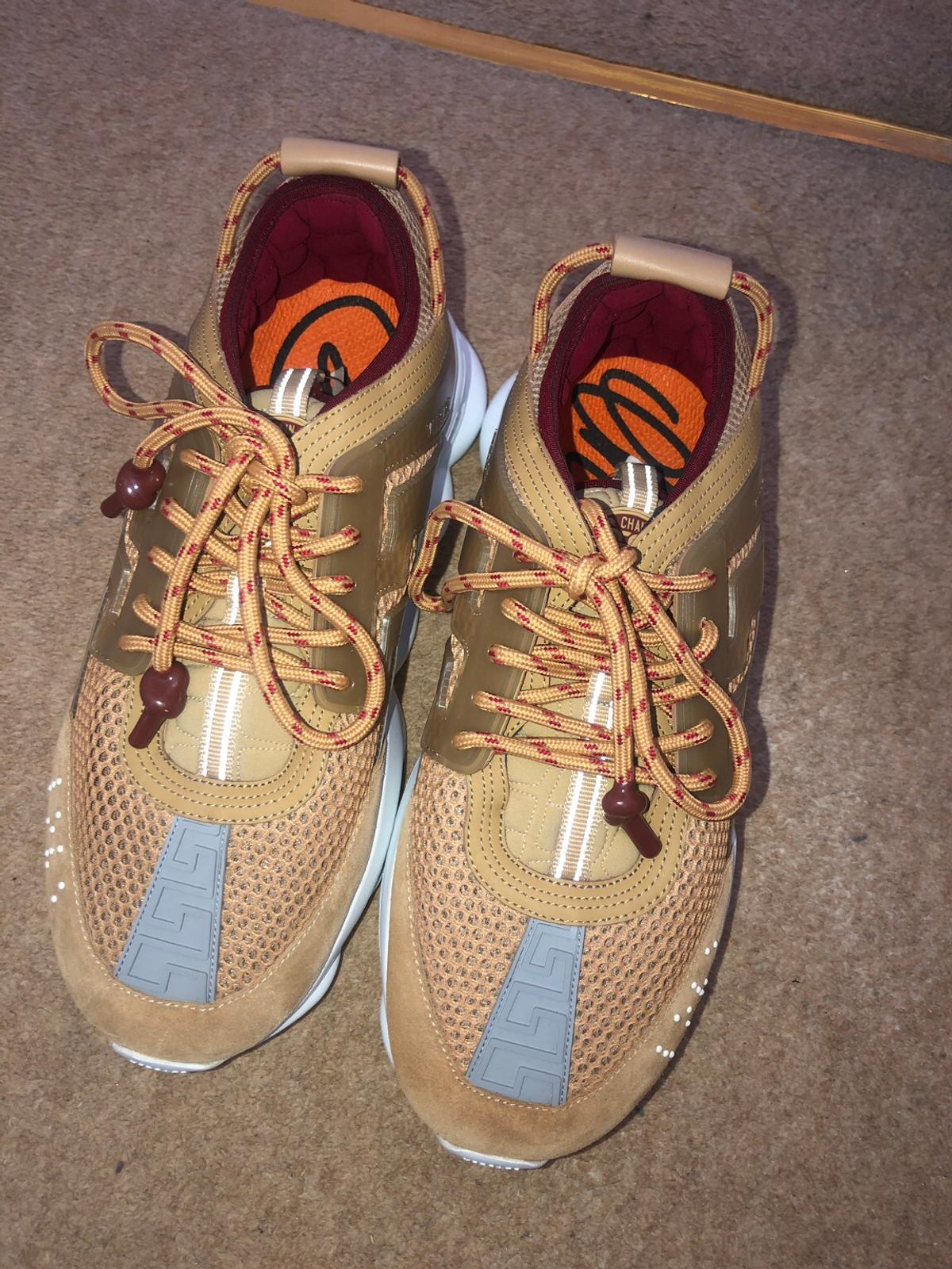 eadcd6abc7c Men's Versace Chain Runners (real) in Doncaster for £350.00 for sale ...