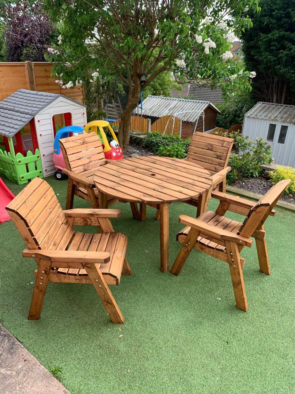 Prime Taylor Handmade Wooden Table And Chairs In Ws15 Lichfield Download Free Architecture Designs Rallybritishbridgeorg