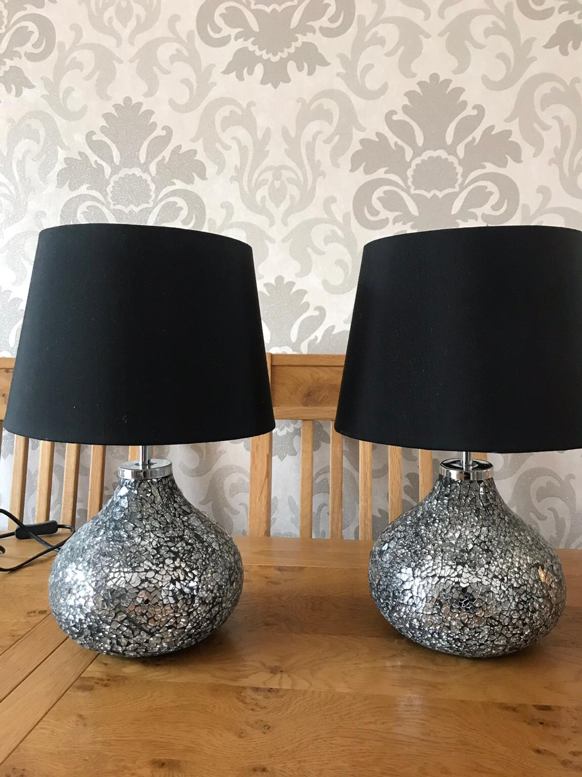 Dunelm Table Lamps in B71 Sandwell for £25.00 for sale | Shpock