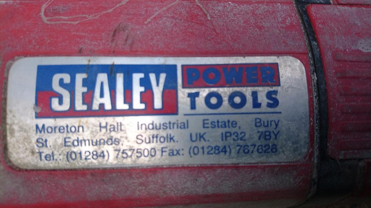 Cool Sealey Two Speed Grinder Polisher In Dawley For 19 99 For Gamerscity Chair Design For Home Gamerscityorg
